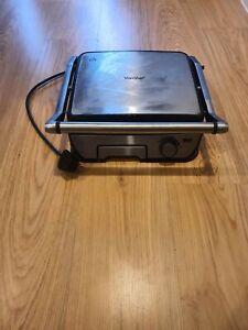 Vonshef toaster/ 4 slice sandwich maker excellent condition