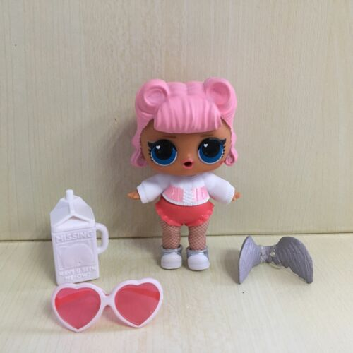 LOL Surprise Series 3 Doll Big Sister Angel Confetti Pop Christmas Gift Toy