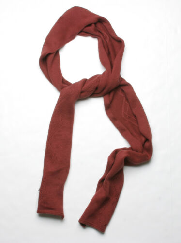 Ox Blood Hause of Howe This is Now Scarf