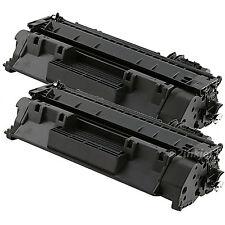 2 PK ST-505A Toner Cartridge For HP CE505A/05A Laserjet P2035 P2055 printer