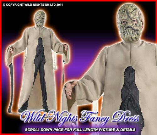 FANCY DRESS COSTUME ~ BOYS Batman SCARECROW MED AGE 5-7