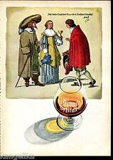 Asbach Uralt--Trachten--Kleidertracht--Farbe--Werbung von 1961-