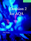 Decision 2 for AQA by Stan Dolan (Paperback, 2005)