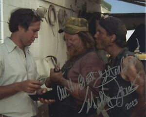 MICKEY-JONES-SIGNED-AUTOGRAPHED-COLOR-NATIONAL-LAMPOONS-VACATION-PHOTO-RARE