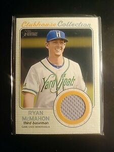 2017-TOPPS-HERITAGE-MINORS-CLUBHOUSE-COLLECTION-JERSEY-RELIC-RYAN-MCMAHON