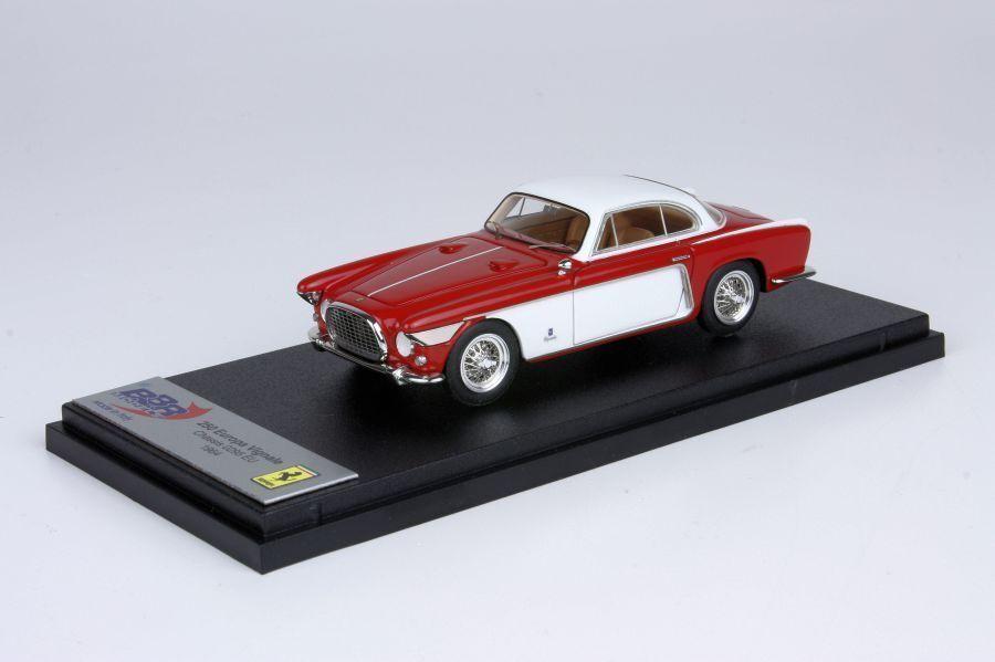 1:43 BBR Ferrari 250 Europa Vignale Vignale Vignale Coupe 1953 Red Cream BBR228B MEGA RARE NEW 34eac9