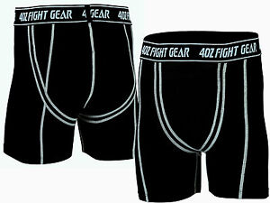 Evo-Sports-Compression-Shorts-Groin-Guard-Tights-Vale-Tudo-MMA-Running-Fight-UFC
