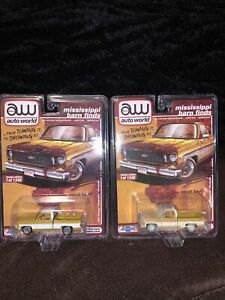 Auto World 1:64 2020 Mississippi Barn Finds Restored 1973 ...