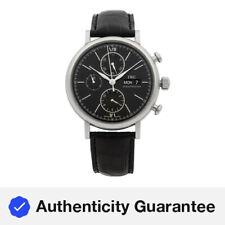IWC Portofino Chronograph Stainless Steel Automatic Mens Watch IW391002