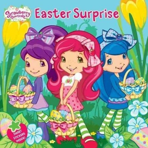 1 of 1 - Easter Surprise (Strawberry Shortcake)-ExLibrary