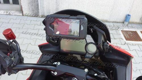 Halterung GPS Navigator Smartphone GOPRO Für Ducati Multistrada 1200 2010-13