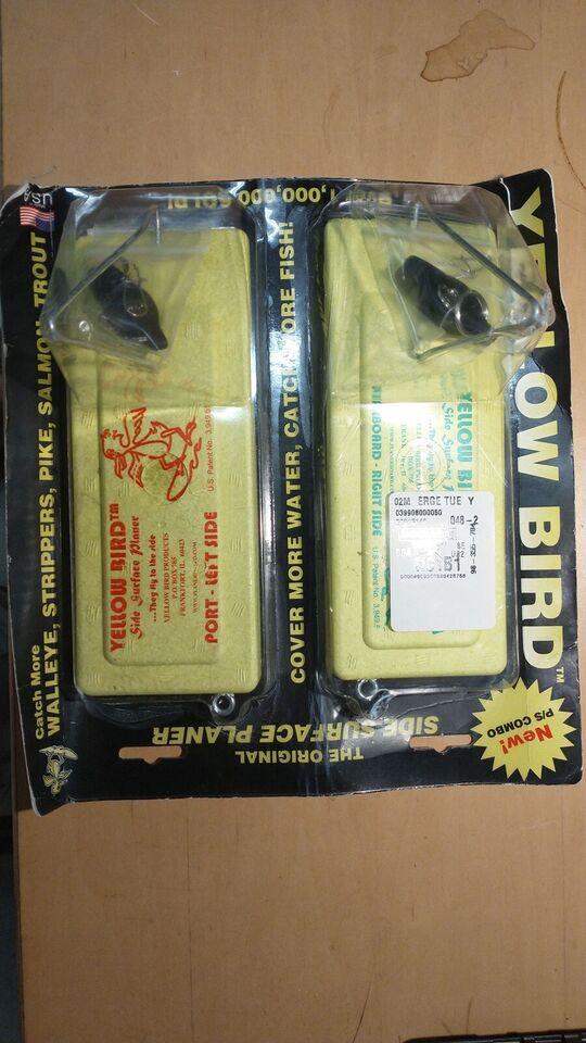 Andet, Yellow bird