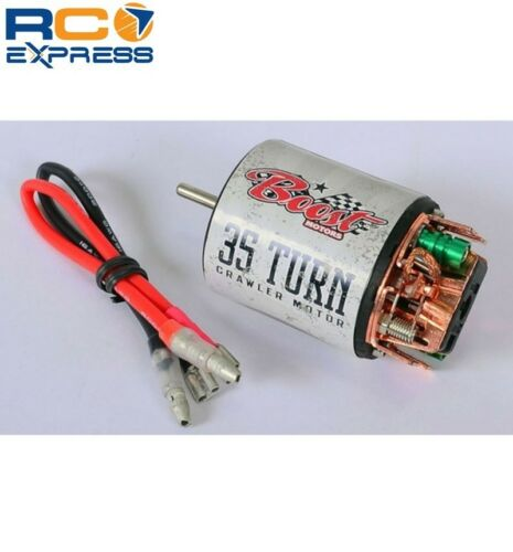 RC 4WD Brushed 35T Boost Rebuildable Crawler 540 Motor RC4ZE0045