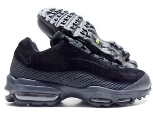 Details about NIKE AIR MAX 95 ULTRA PRM BR BLACKBLACK ANTHRACITE SIZE MEN'S 9.5 [AO2438 002]