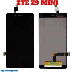 DISPLAY-TOUCH-SCREEN-per-ZTE-NUBIA-Z9-MINI-NX511J-NERO-LCD-VETRO-NUOVO-RICAMBIO