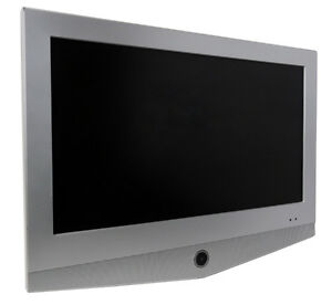 samsung 23 zoll 58 cm lcd fernseher hdmi scart chinch flat tv s video ebay. Black Bedroom Furniture Sets. Home Design Ideas