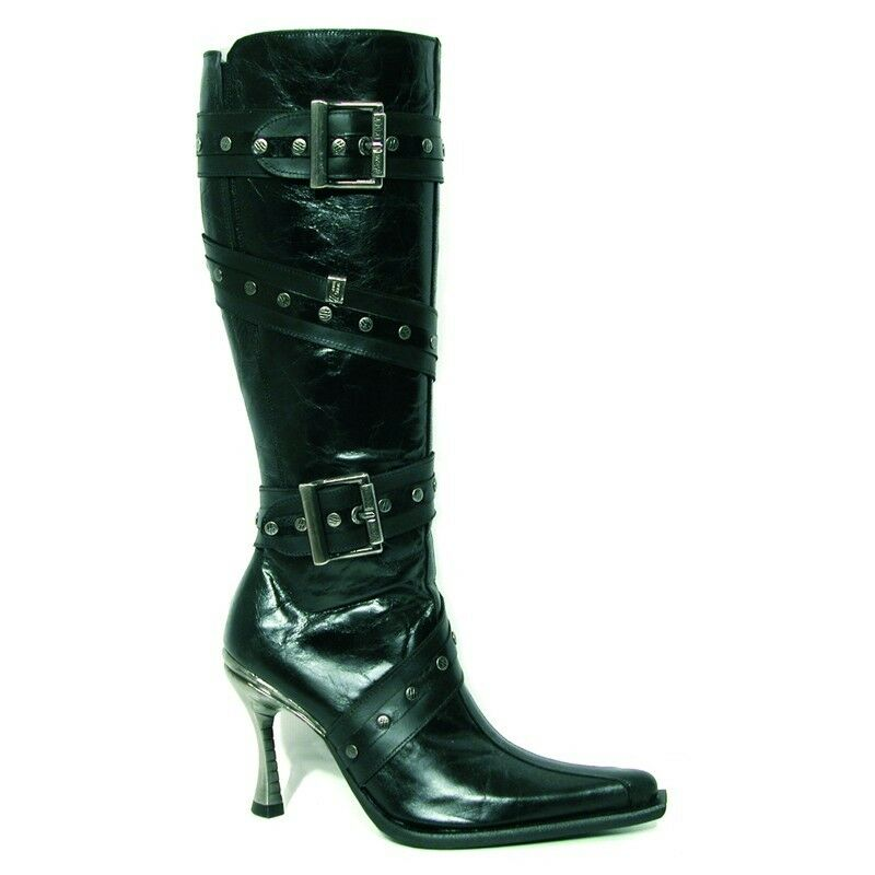 New Rock Malicia Women's Mod. 9029-S1 Boots, Malizia collection