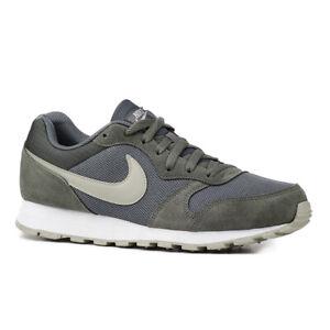 zu MD Herren Grün Schuhe Suede Sneaker Nike Runner 302 2 Turnschuhe 749794 Details Mineral CtshrQdx