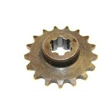 8mm 05T Chain 17 Tooth Drive Sprocket for 43cc, 49cc & 52cc Gas Scooter Engines