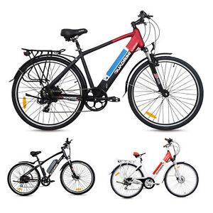 elektrofahrrad 36v e bike 20 29 zoll pedelec fahrrad. Black Bedroom Furniture Sets. Home Design Ideas