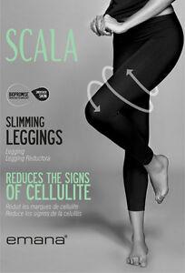 SCALA-BioPromise-ANTI-CELLULITE-Shapewear-Slimming-Control-LEGGINGS