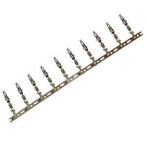 10x-pins-broches-femelles-pour-connecteur-faisceau-mini-ISO-fiche-autoradio