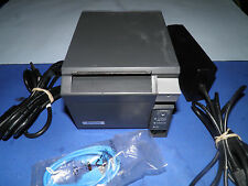 Epson TM-T70 M225A Thermal POS Receipt Printer USB with Powe & USB cable