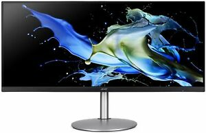 "Acer 34"" CB2 Ultrawide Gaming Monitor 1440p 3K 3440X1440  75Hz 1ms AMD FreeSync"