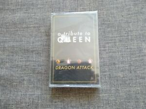 CASSETTE-CASETE-QUEEN-A-TRIBUTE-TO-DRAGON-ATTACK-SEALED-NEW