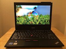 Lenovo ThinkPad X220 Tablet Intel i7-2620M 2.70GHz 8GB RAM 160GB SSD 12.5 IPS