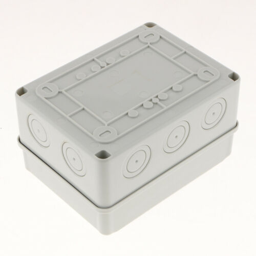 Ways Plastic Distribution Box for Circuit Breaker Indoor On the Wall 5WAYS