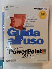 GUIDA ALL USO Microsoft PowerPoint 2000 Stephen W Sagman Microsoft Power Point