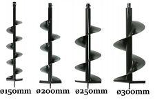 Erdlochbohrer für Löcher von 15 cm Durchmesser NEU! HS-050054