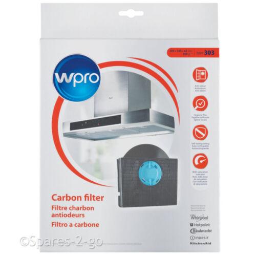Elica CHF303 303 190 pour four cuisinière vent hotte charbon filtre à charbon 2 x filtres