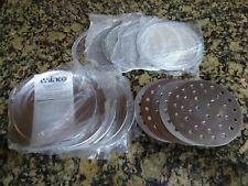 5 Sets Winco Apzc Amp Apzt Series Round Aluminum Pizza Pans 8 New Lot 18