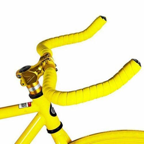 Couvre-guidon en mousse de vélo grip absorption des chocs