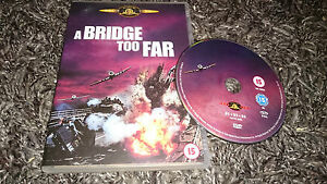 A Bridge Too Far DVD 2000  Sean Connery Michael Caine - <span itemprop=availableAtOrFrom>Scarborough, United Kingdom</span> - A Bridge Too Far DVD 2000  Sean Connery Michael Caine - Scarborough, United Kingdom