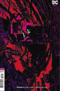 Batman-Comic-Issue-72-Limited-Variant-Modern-Age-First-Print-2019-Tom-King-DC