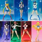JP Sailor Moon Anime S.H.Figuarts Sailor Mars/Venus/Mercury Action Figure Usagi