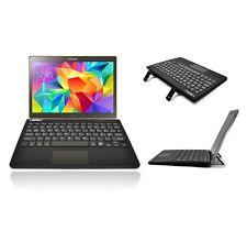 LEDELI Bluetooth QWERTZ deutsche Tastatur für Samsung GALAXY Tab 4 10.1