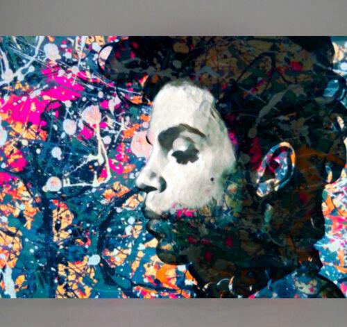 Motivo Prince 150 CM x 112,2 cm arcylglas XT Pop Art//STREETART//immagine//astratto//Loft
