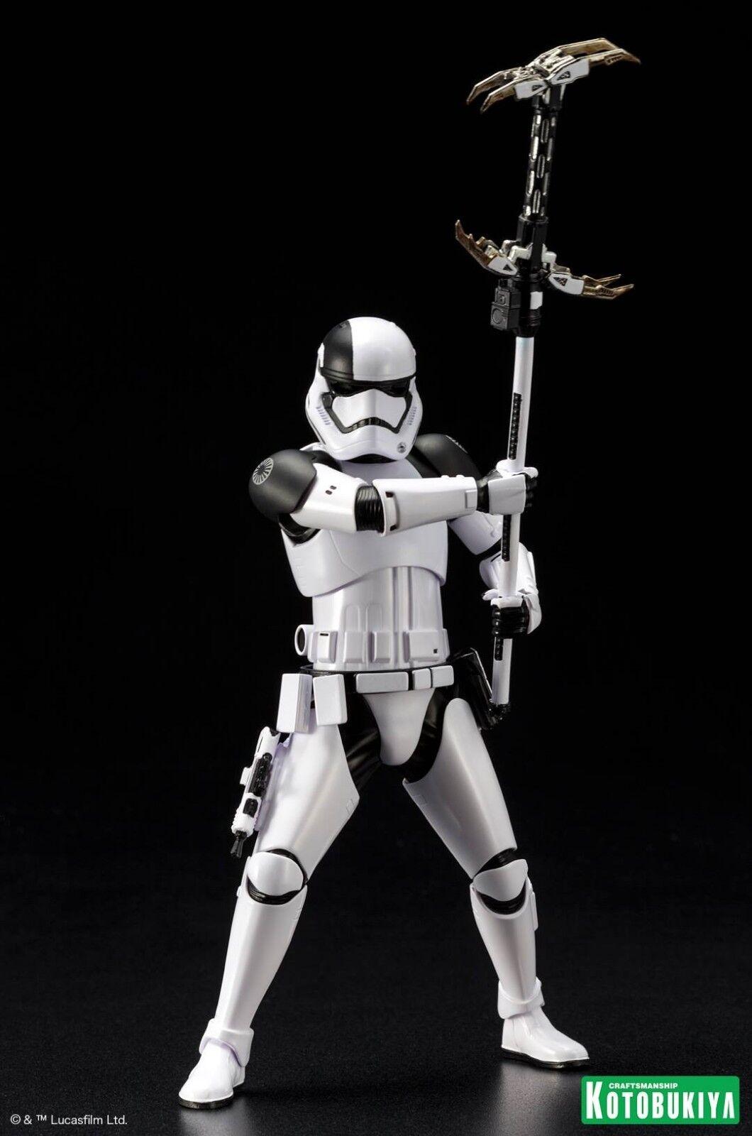 Star wars als scharfrichter stormtrooper artfx + statue kotobukiya