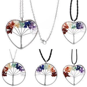 Heilung-Baum-des-Leben-Anhaenger-Halskette-Kristall-Naturstein-Halskette-XJ