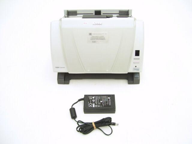 KODAK I1220 A4 DOCUMENT SCANNER COLOUR COLOR DUPLEX PASS THROUGH  USB INTERFACE