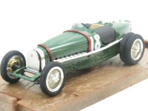 Brumm-Diecast-R173-Bugatti-Type-59-1933-Verde-18-1-43-ESCALA-en-Caja