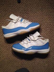 newest 273f9 ebb7f Image is loading Vintage-2001-Nike-Air-Jordan-11-Patent-Blue-