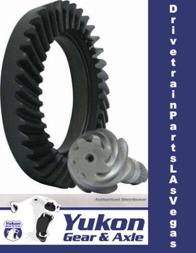 Yukon Ring /& Pinion gear set for Dana 50 Reverse rotation in a 5.38 ratio