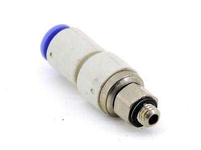 Smc Ksh04-m5 Pneumatik Druckluft Dreh-steck-verbindung Rotary Push-in Adapter Dinge FüR Die Menschen Bequem Machen