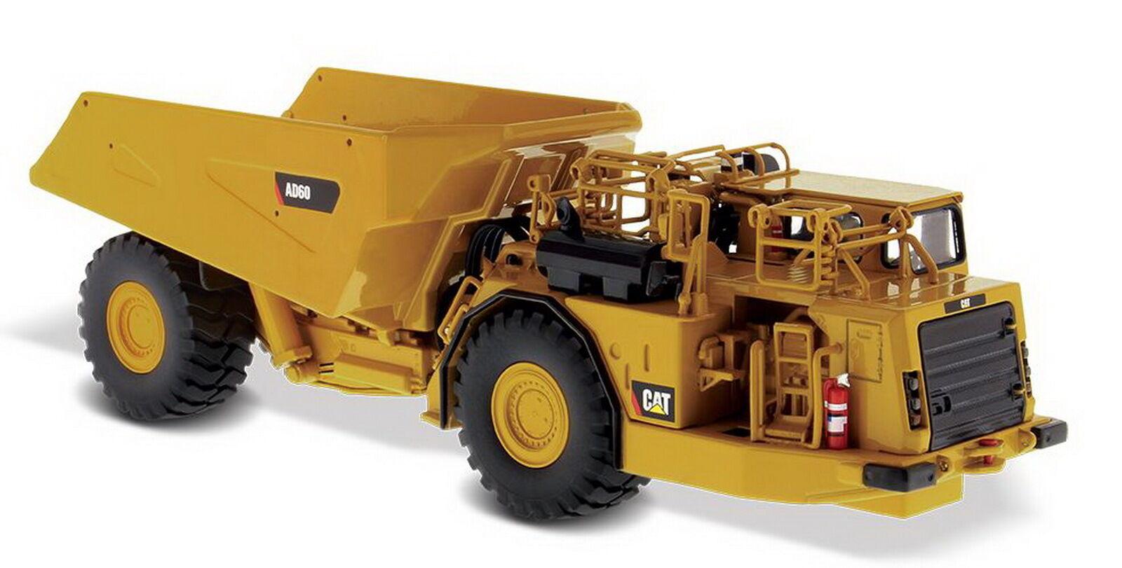 1 50 dm Caterpillar Cat AD60 Modelo Diecast camiones articulados subterráneo  85516