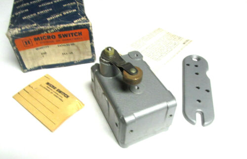 NIB Honeywell Explosion Proof Micro Switch Cat# EXAAR .. VH34